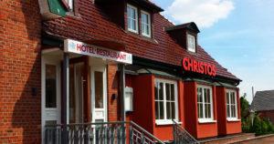 Hotel Restaurant Stapelfelder Hof Christos.