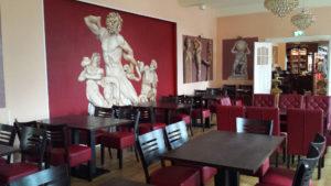 Restaurant Christos in Stapelfeld.