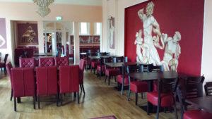 Stapelfelder Hof Christos griechisches Restaurant.