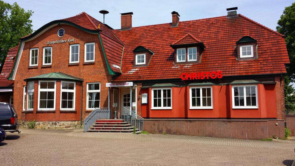 Stapelfelder Hof - Griechisches Restaurant und Hotel vor den Toren Hamburgs.